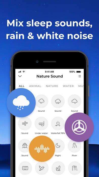 ShutEye: Sleep Tracker, Soundsのおすすめ画像2