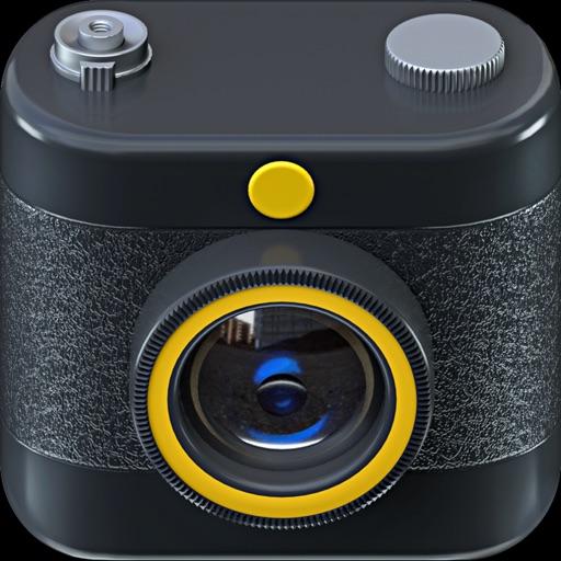 Hipstamatic X アナログカメラ