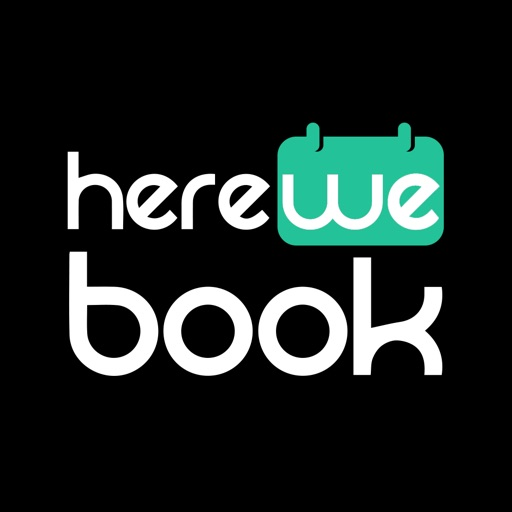 HereWeBook Appointment booking