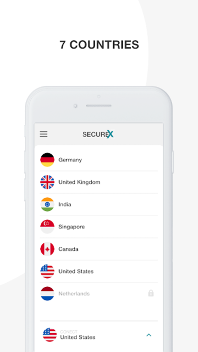 SесurеХ VРN - Wifi Proxy Screenshot