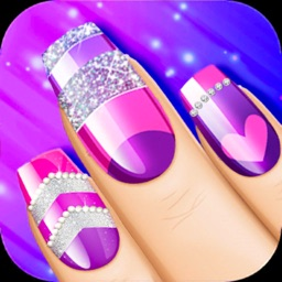 Fashion Nail Salon Design Spa