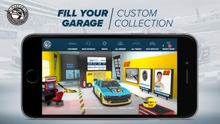NASCAR Acceleration Nation screenshot-0