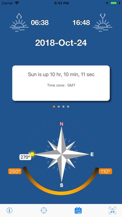 Solar Tracker ARのおすすめ画像2