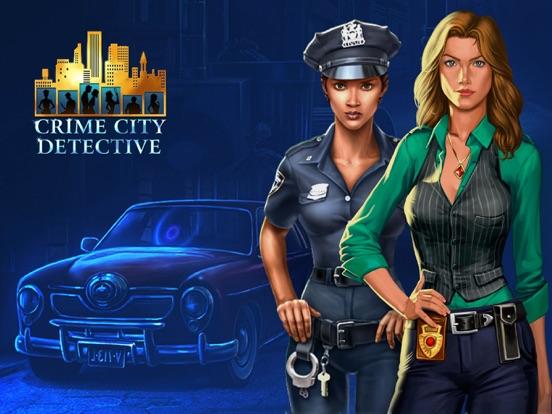 Crime City: Hidden Object screenshot 15
