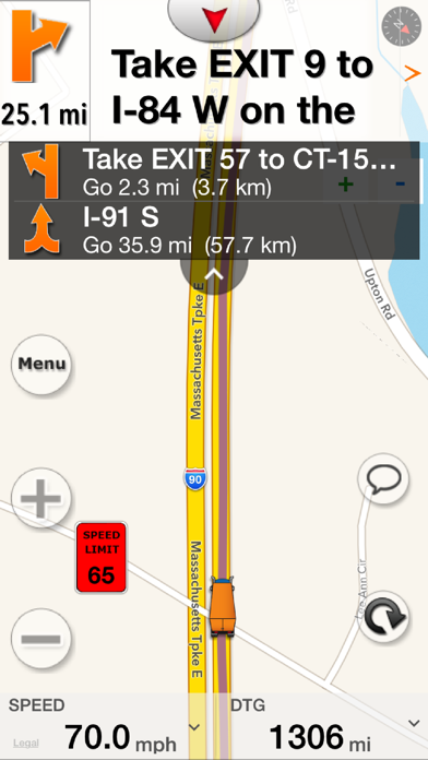 messages.download SmartTruckRoute: Truck GPS software