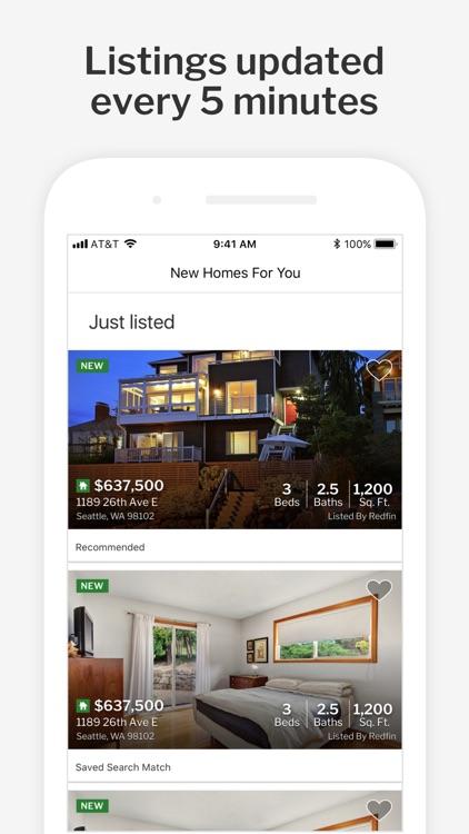 Redfin Buy & Sell Real Estate screenshot-4