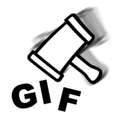 GIF Cracker - GIFs to Video and Photo icon