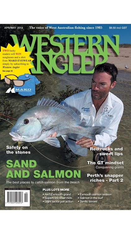 Western Angler Magazine screenshot-4