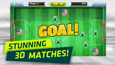 Screenshot for Football Soccer Champion 2019 in United States App Store