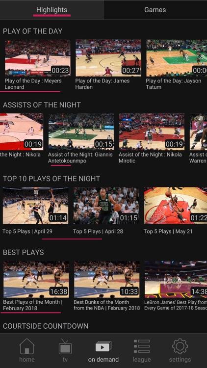 MIA - Live NBA on Demand