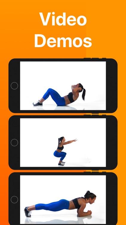 7 Minute Workout screenshot-5