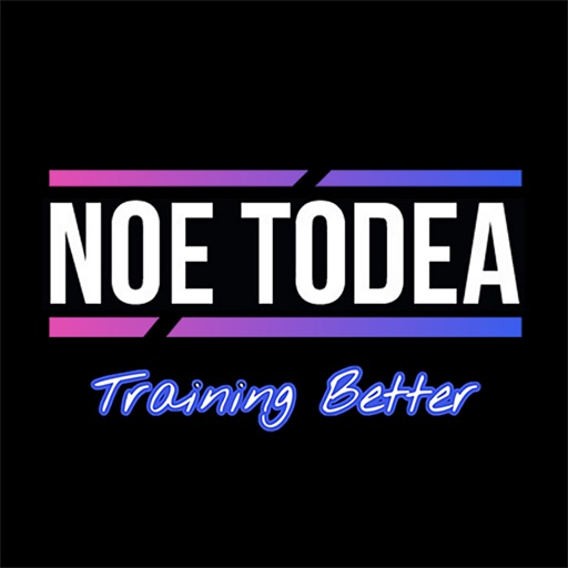 Noe Todea - Training Better