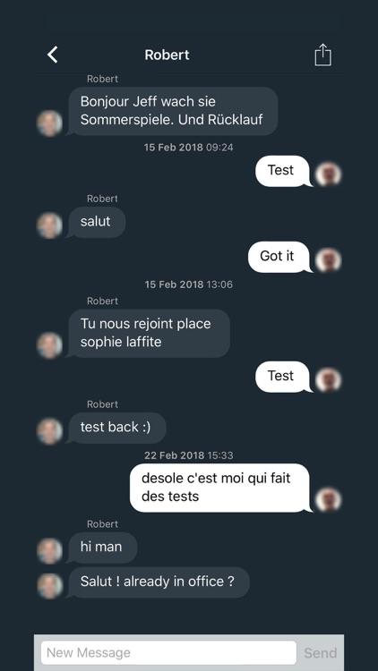 Mobiis screenshot-4