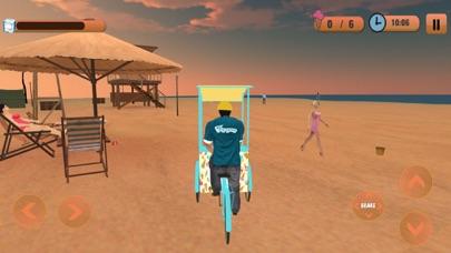 ビーチアイスクリーム配達ゲームのおすすめ画像4