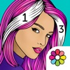 Recolor by Numbers - iPhoneアプリ