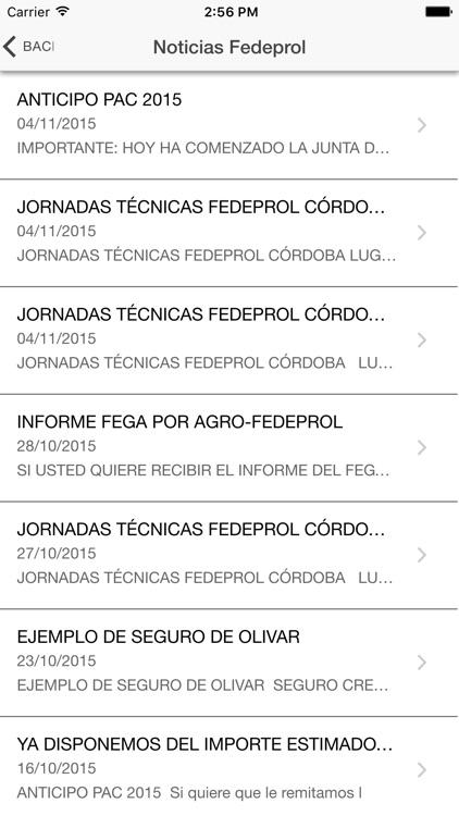Agro-Fedeprol screenshot-3