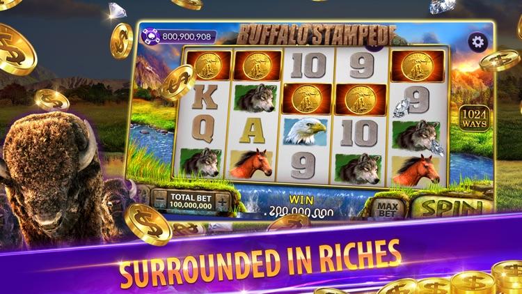 Casino Deluxe - Vegas Slots