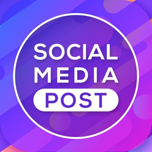 Post Maker for Social Media