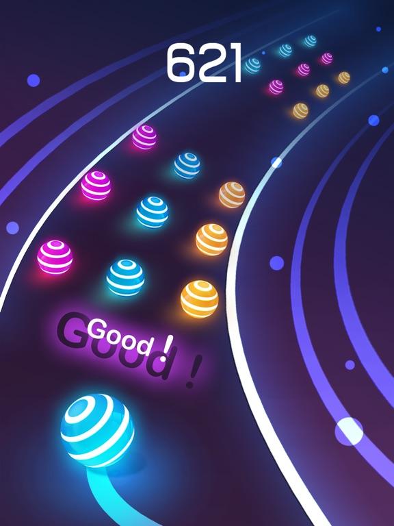 Dancing Road: Color Ball Run! screenshot 8