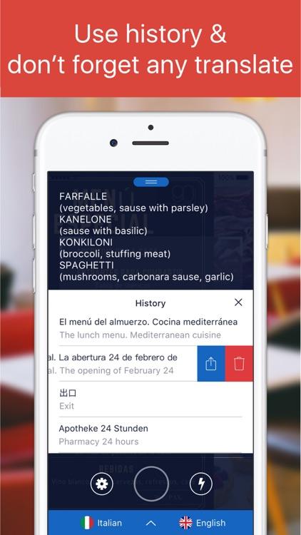 Air Translate Photo translator screenshot-3