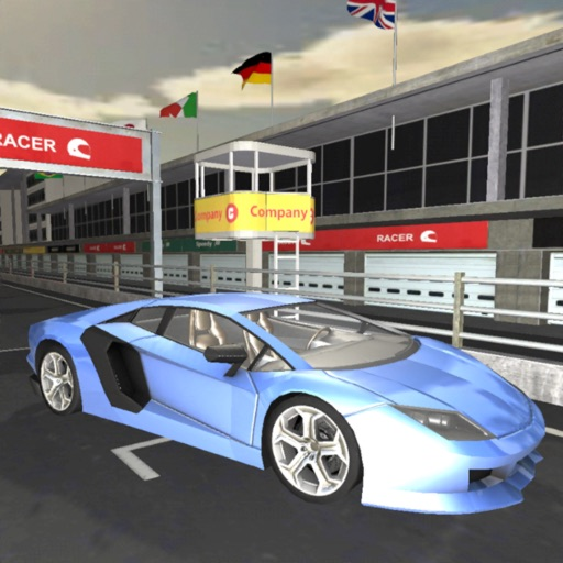 Sport Car Racer 3D icon