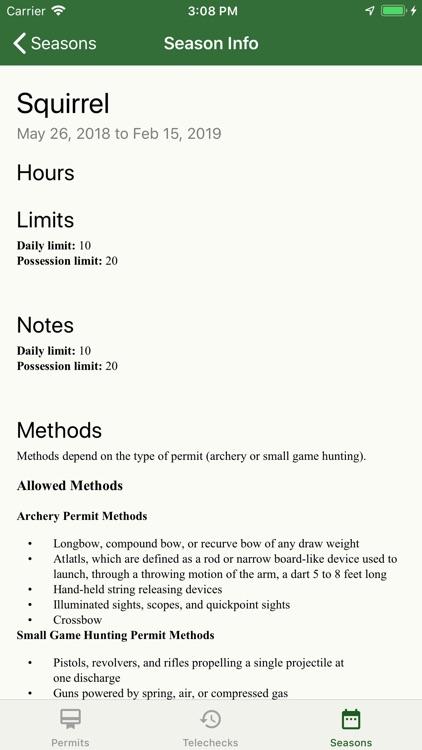 MO Hunting screenshot-5