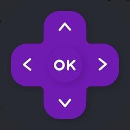 Remote for Roku TV + Stick