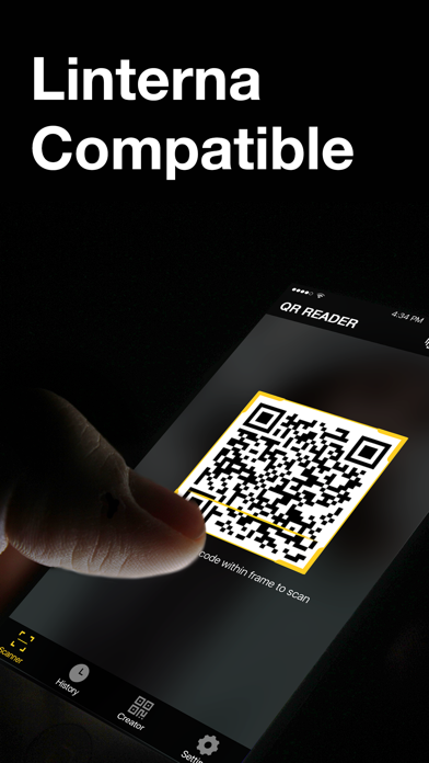 QR Code Scanner-Lector CódigosCaptura de pantalla de5