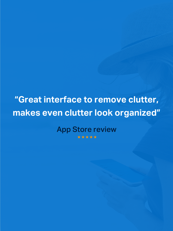 Chuck – Smarter Email screenshot