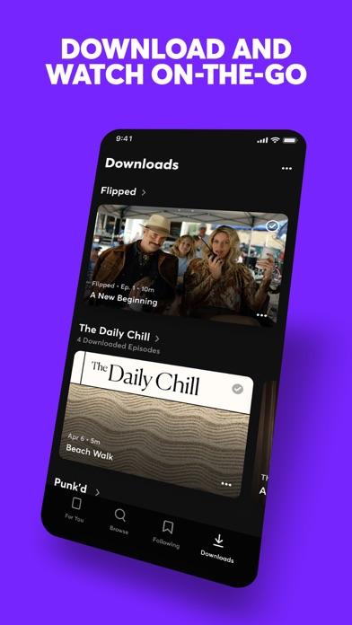 Download Quibi: New Episodes Daily for Android