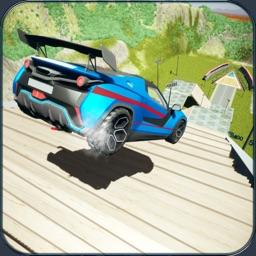 Car Crash Sim: Death Stairs