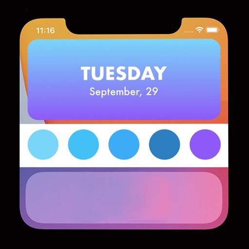 Widgets App - Calendar Widgets
