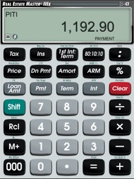 Real Estate Master IIIx ipad images
