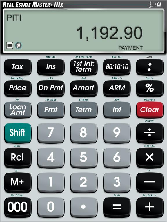 Real Estate Master IIIx-ipad-0