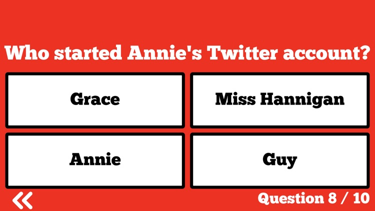 Ultimate Trivia for Annie! screenshot-3