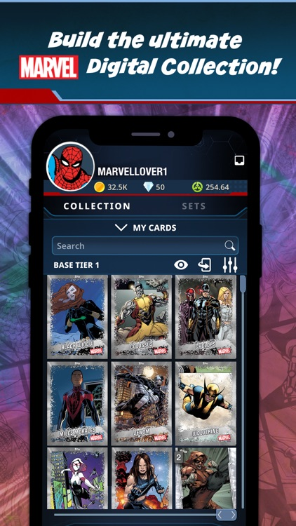 MARVEL Collect! by Topps screenshot-0