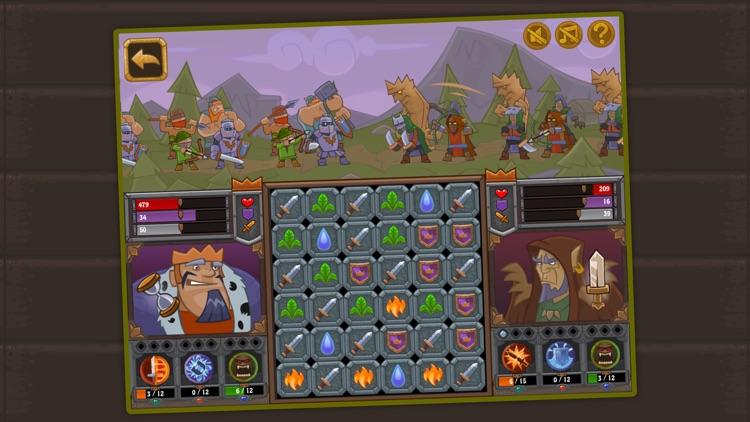 Puzzles Rush Lite screenshot-3