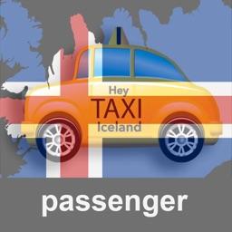 HeyTaxi Iceland Passenger