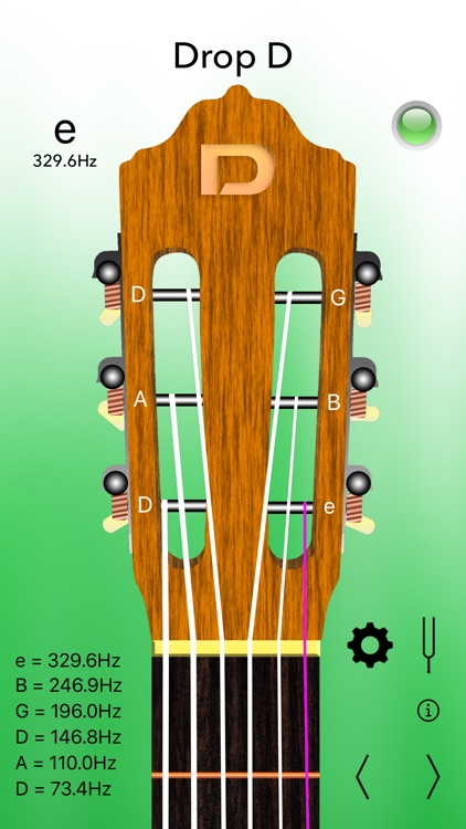Classical Guitar Tuner Pro screenshot-4