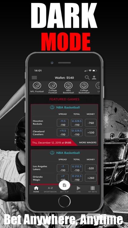 Bet On Sports screenshot-6
