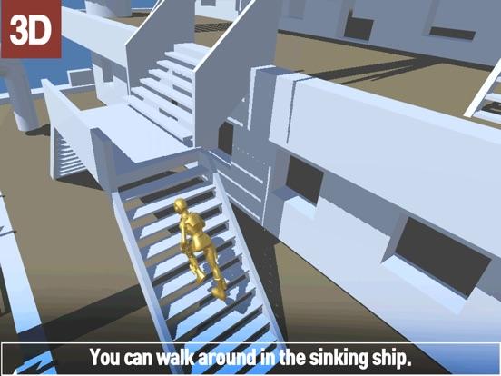 TITANIC 3D screenshot 16