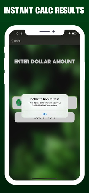 Robux Calc For Roblox 2020 On The App Store