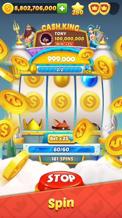 Crazy Coin - Spin Master screenshot-3