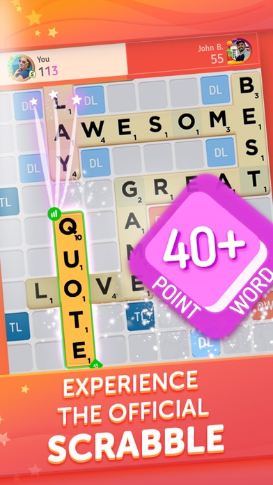Scrabble® GO - New Word Game for windows pc