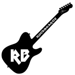 RockBoardz Music Player
