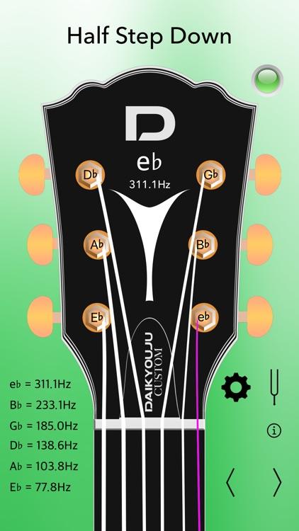 Acoustic Guitar Tuner Pro