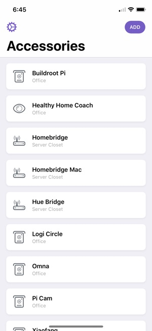 HomePass for HomeKit Screenshot