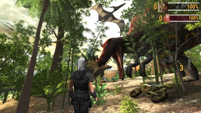 Screenshot #4 for Dinosaur Assassin: I-Pro