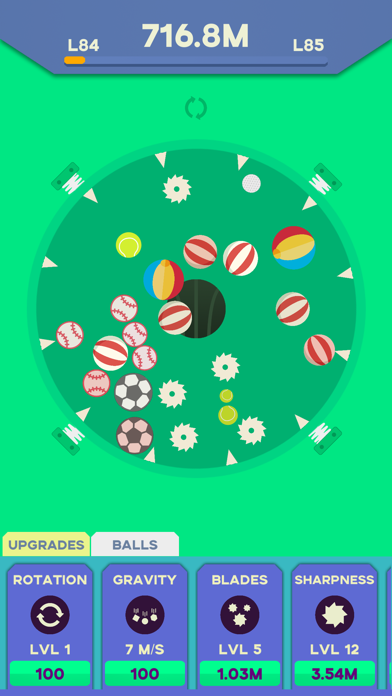 Ball Blender! screenshot one