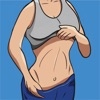 Lose Belly Fat - Abs Workout - iPhoneアプリ